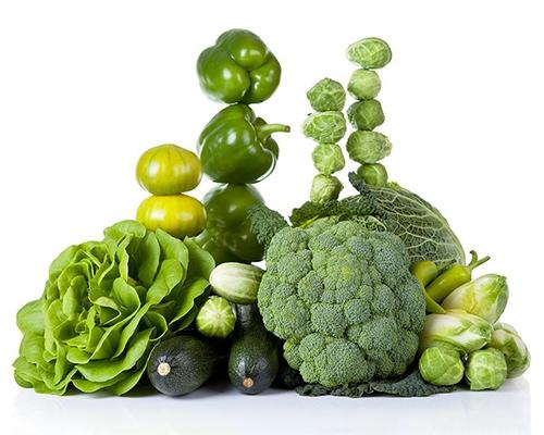 绿色生态蔬菜
